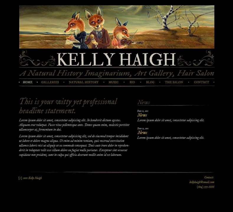 Kelly Haigh