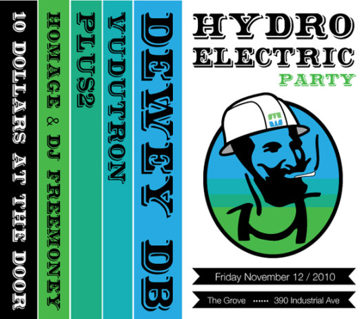 Hydro Electric Party