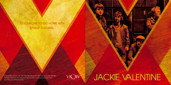 Jackie Valentine