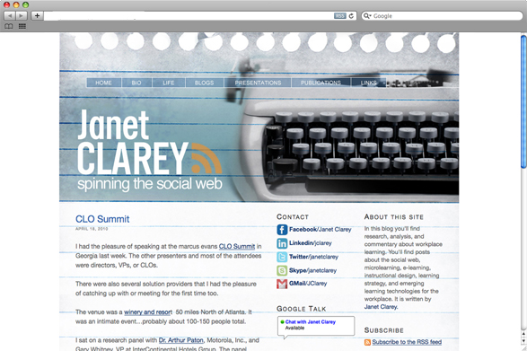 Janet Clarey